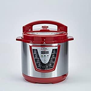 Tristar Products Inc. PPC Power Pressure Cooker Pro – Advertising said Xtra large I think its normal size