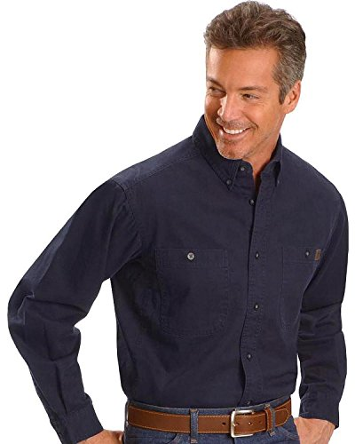 RIGGS WORKWEAR by Wrangler Men's Logger - Casual Shirt Utility