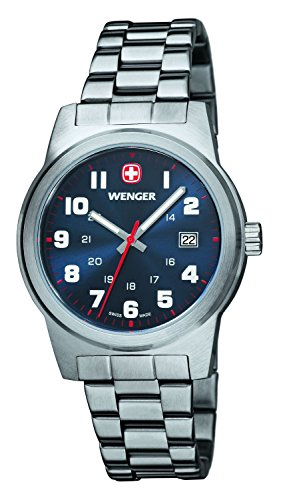 WENGER watch Field Classic 01.0441.101 Men's [regular imported goods]