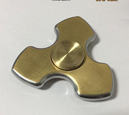 Sunnytech 1zappeln Spinner Spielzeug EDC Exquisite Hand Spinner DIY Puzzels für Angst Langeweile HS56–2