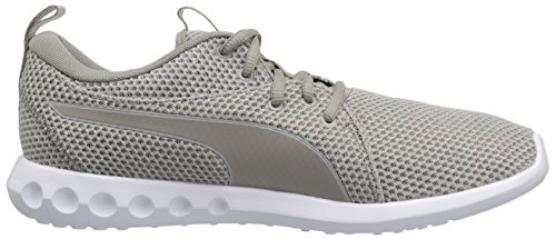 sale best prices PUMA Men's Carson 2 Nature Knit Sneaker Rock Ridge-quarry outlet best fashion Style NPROCh8ff4