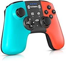 Gamory Wireless Controller for Nintendo Switch,Wireless Pro Controller for Nintendo Switch, Controllers Gamepad with...