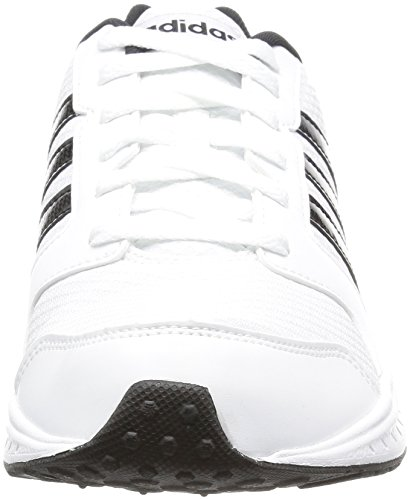adidas VS STAR - Zapatillas de deporte para Hombre, Blanco - (FTWBLA/NEGBAS/NEGBAS) 40