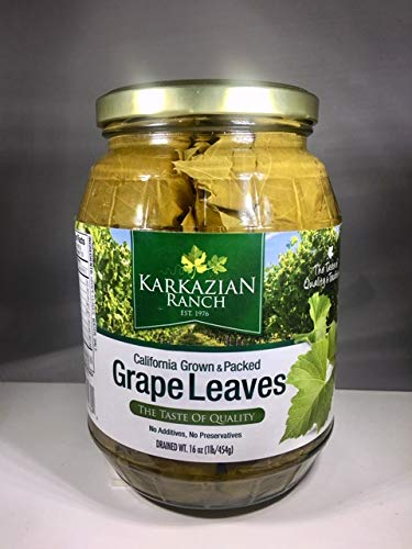 Cortas - Grape Leaves - 35 oz (1 Jar)