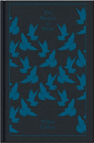 book cover of The Woman in White