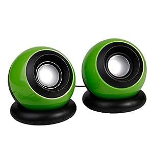 Verde Mini Altavoz Magic Ball