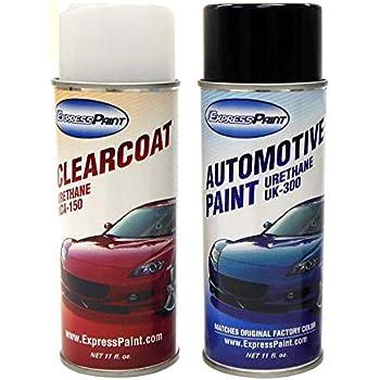 Amazon Com Expresspaint Aerosol Automotive Touch Up Paint