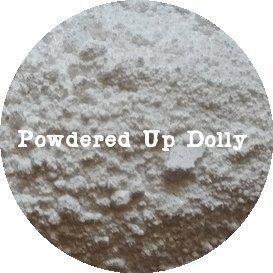 50 Gram Grams 1.76 Ounces WHITE MATTE TITANIUM DIOXIDE Art Craft Paint Powder Pigment Color by Powdered Up Dolly