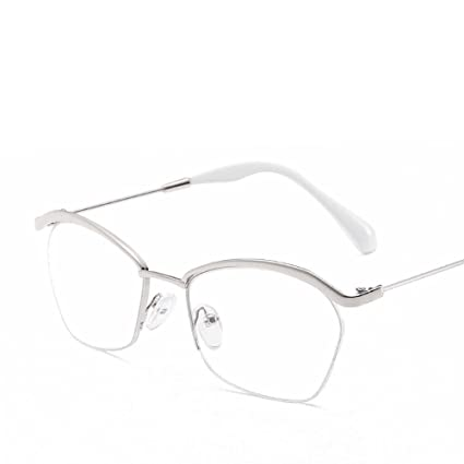 BiuTeFang Gafas de Sol Mujer Hombre Polarizadas Medio ...