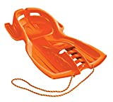 "ESP 42"" Snow Raider Racer Sled - Orange 1061"