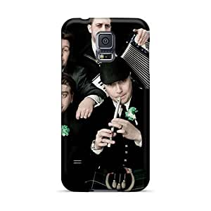 DannyLCHEUNG Samsung Galaxy S5 Shock Absorption Hard Cell-phone Cases Support Personal Customs HD Avenged Sevenfold Pictures [GeJ16101dMky]
