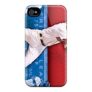 Cute High Quality Iphone 4/4s Boston Red Sox Cases