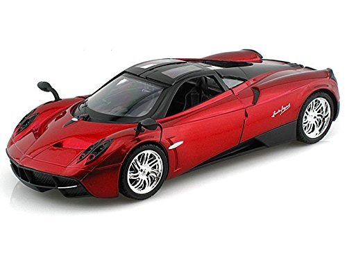 pagani-huayra-1-24-red