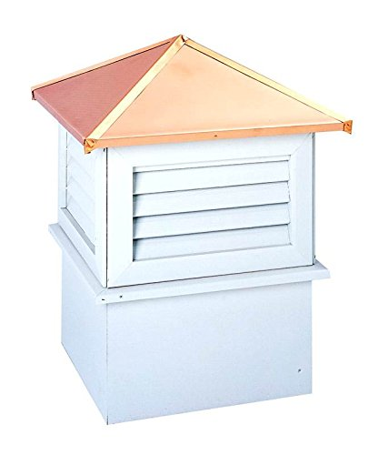 Whitehall Products Liberty Cupola, Medium, White