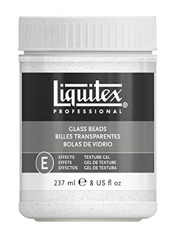 Liquitex Professional Glass Beads Effects Medium, 8-oz by Liquitex