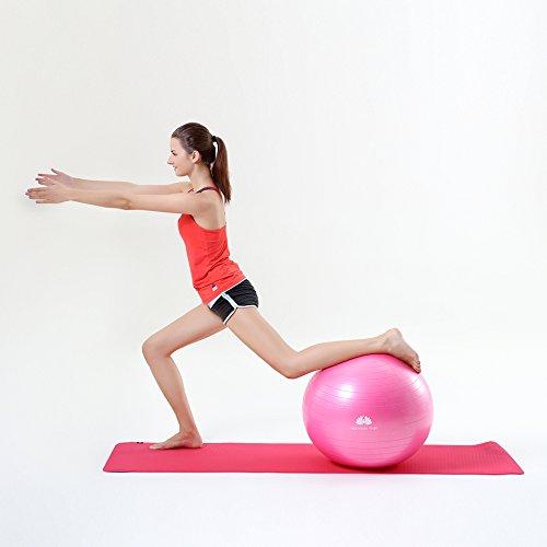Namaste Yoga Ball