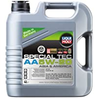 Liqui Moly SPECIAL TEC AA 5W-20 Engine Oil - 4 liter (Synthesis technology Engine Oil)