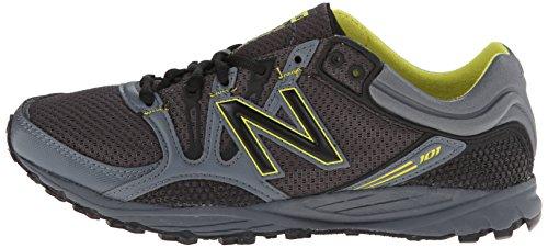 888546341500 - New Balance Men's MT101 Trail Shoe, Grey/Black, 10.5 D US carousel main 4