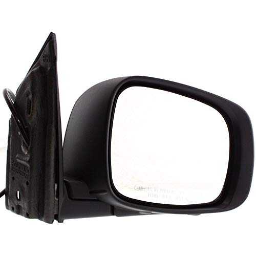 Mirror For 2008-2016 Dodge Grand Caravan Passenger Side Heated Dodge Caravan Side Mirror