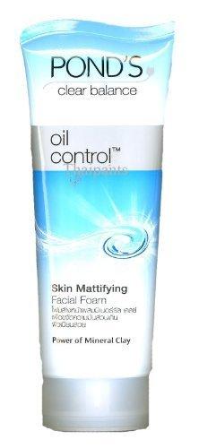 ponds-clear-balance-oil-control-skin-mattifying-facial-foam-100g
