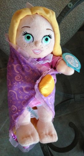 Disney Park Rapunzel Blanket Plush product image