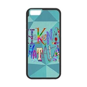 Hakuna Matata For iPhone 6 Plus Screen 5.5 Inch Csae protection phone Case FXU291804