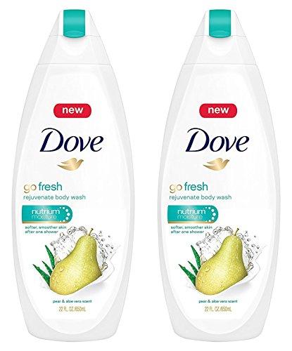 Dove go fresh Rejuvenate Body Wash, 22 oz