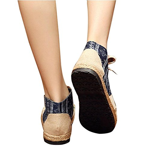 de Zapatos c Zapatos bordados bordados qxtYgaaS