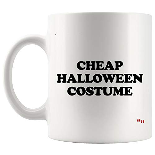 Joke Mug Funny Coffee Cup - Cheap Halloween Costume Joke Novelty Gifts for Friend Mugs Coffee Cups]()