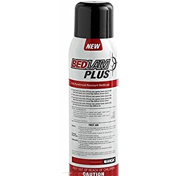 Amazon Com Bedlam New Plus Aerosol Bed Bug Killer Spray Kills Bed