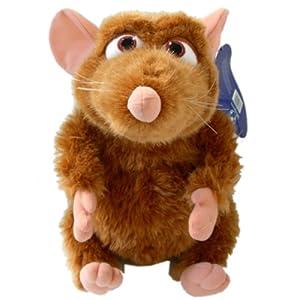 "Disney Ratatouille Stuffed Animal - 15"" Emile Plush Toy - 41gMSjKFCSL - Disney Ratatouille Stuffed Animal – 15″ Emile Plush Toy"