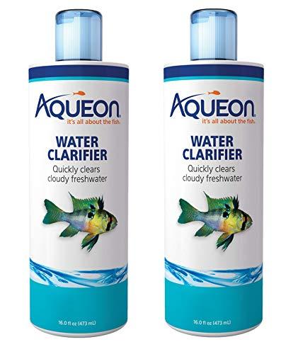 Aqueon Water Clarifier, 16 Ounces (2 Bottles)