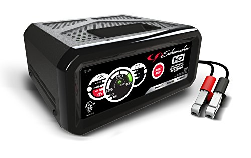 Schumacher SC1341 12V Fully Automatic Battery Charger and 20/100A Engine Starter