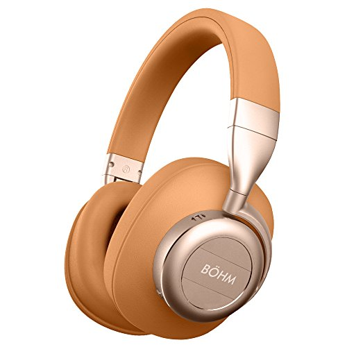 BÖHM Wireless Bluetooth Headphones with Active Noise Cancelling - B76