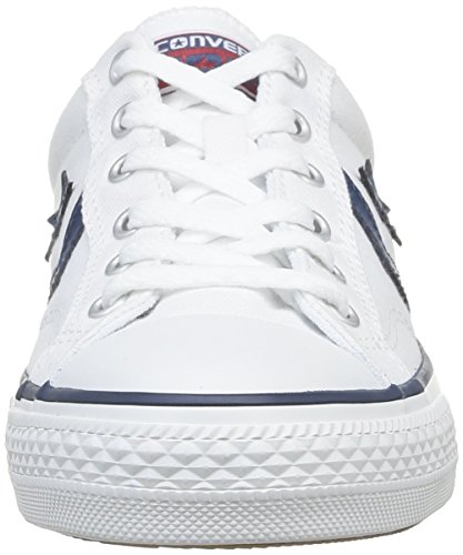 Ox Core Baskets blanc noir Homme Mode Blanc Player Converse Star IwEtgg