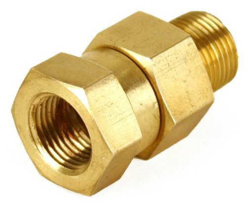 - General Pump D10066 Brass Coupler, 3/8