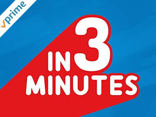 In 3 Minutes!
