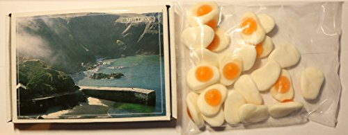Ye Old Cornish Mullion Fried Eggs English Candy