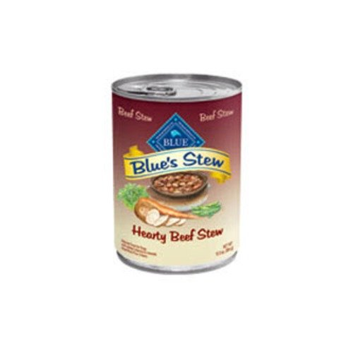 Blue Buffalo Blue's Stew Hearty Beef Canned Dog Food by Blue Buffalo