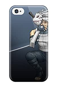 Gary L. Shore's Shop New Style 9158166K10644155 Anti-scratch And Shatterproof Kakashi Phone Case For Iphone 4/4s/ High Quality Tpu Case