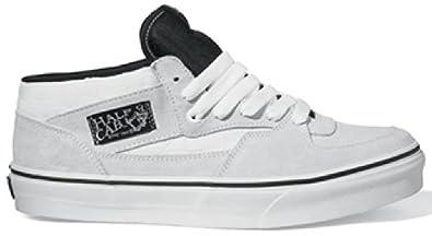 d8645a9340 Vans Half Cab Checker Jacquard Sneaker