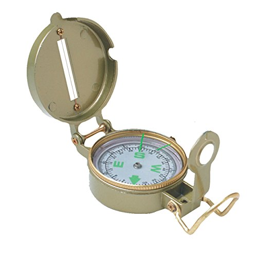 Homevision Technology Green Geometry Compass (DGA60188M)