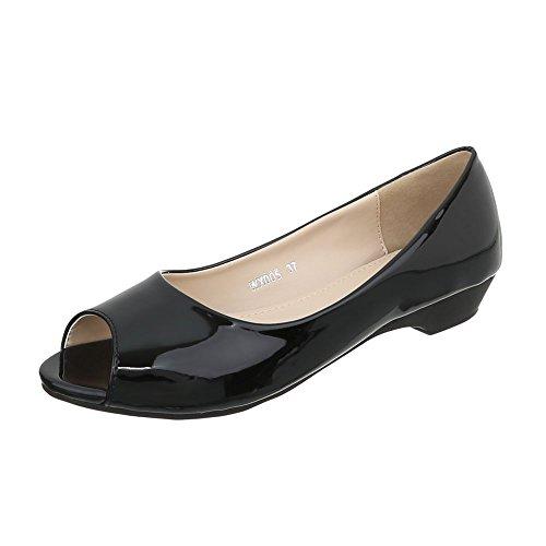 de Design Zapatos Mujer Zapatos Mini Tacon Ital Para Tac FwXfFq