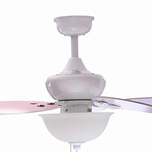Hampton Bay AM214-WH Ceiling Fan (Hampton Bay Palm Beach)