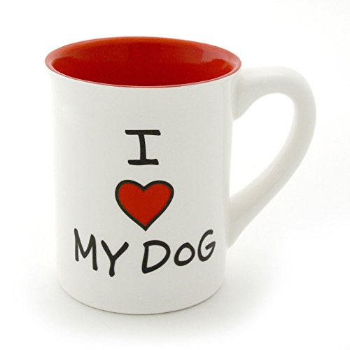 """Our Name is Mud """"I Heart My Dog"""""""