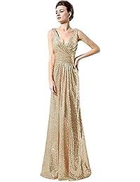 Amazon.com: $50 to $100 - Wedding Dresses / Wedding Party ...