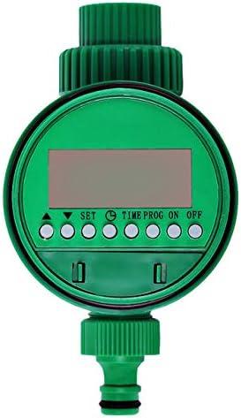 Wanz LCD-Bewässerungsschlauch-Timer-Controller Wasserprogramme Bewässerungsgeräte für Gartenrasen JS23, wie Gezeigt