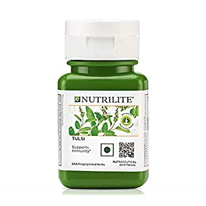 Amway Nutrilite Tulsi – 60 Tablets