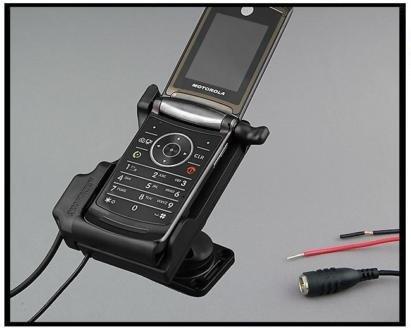 Motorola Razr Cradle - SmoothTalker Charging Cradle for Motorola V9M RAZR2 CDMA (BTHV9MIA)