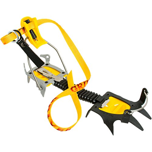 Grivel Haute Route crampon Ski-Matic yellow/grey